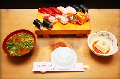 握り寿司 ランチ