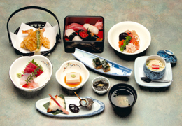 法要料理  (5250円)