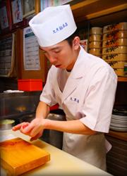 横浜 寿司屋 職人